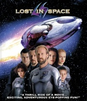 Lost in Space movie poster (1998) picture MOV_06937276