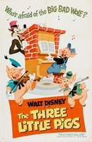 Three Little Pigs movie poster (1933) picture MOV_06953c91