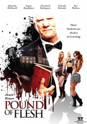 Pound of Flesh movie poster (2010) poster MOV_06987f6c