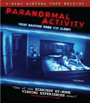 Paranormal Activity movie poster (2007) poster MOV_0699dfb2