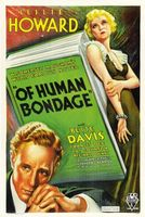 Of Human Bondage movie poster (1934) picture MOV_069db2f4