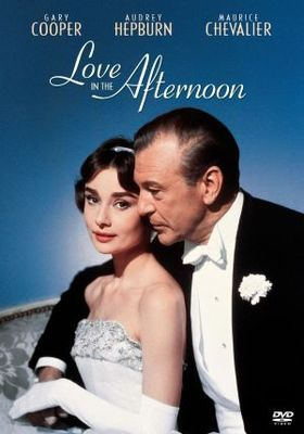 Love in the Afternoon movie poster (1957) poster MOV_069fc7b4