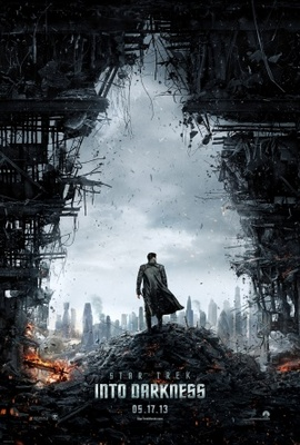 Star Trek Into Darkness movie poster (2013) poster MOV_069fe38a