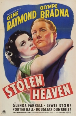 Stolen Heaven movie poster (1938) poster MOV_06a2bc4e
