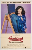 Homework movie poster (1982) picture MOV_06a47768