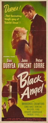 Black Angel movie poster (1946) poster MOV_06af00b0