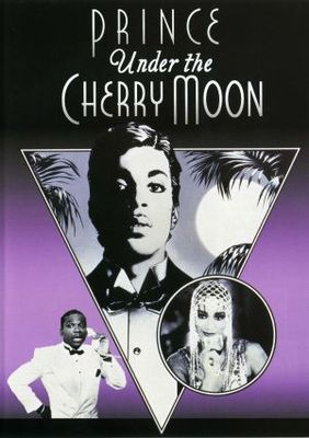 Under the Cherry Moon movie poster (1986) poster MOV_06b2617e