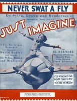 Just Imagine movie poster (1930) picture MOV_06b76236