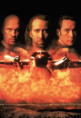 Con Air movie poster (1997) poster MOV_06b7d147