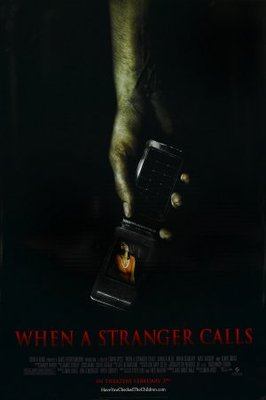 When A Stranger Calls movie poster (2006) poster MOV_06ba0352