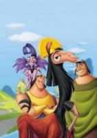The Emperor's New Groove movie poster (2000) picture MOV_06bbf5fd