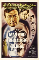 The Man Who Reclaimed His Head movie poster (1934) picture MOV_06c19393
