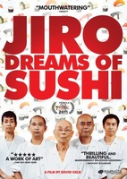 Jiro Dreams of Sushi movie poster (2011) picture MOV_06c1c10a