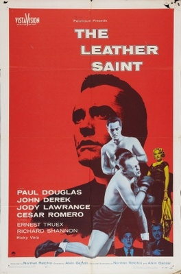 The Leather Saint movie poster (1956) poster MOV_06c38655