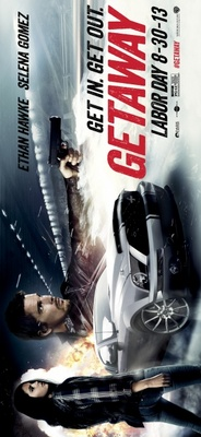 Getaway movie poster (2013) poster MOV_06c5c975