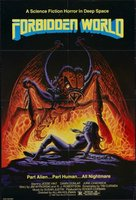 Forbidden World movie poster (1982) picture MOV_06cc209d