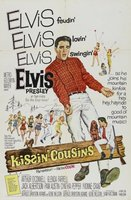 Kissin' Cousins movie poster (1964) picture MOV_06da155f