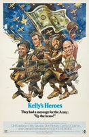 Kelly's Heroes movie poster (1970) picture MOV_06da9a50
