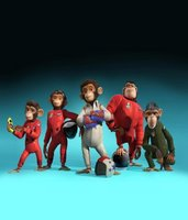 Space Chimps movie poster (2008) picture MOV_57d491d9