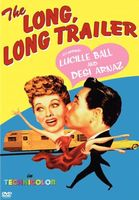 The Long, Long Trailer movie poster (1954) picture MOV_79d2d780
