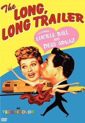 The Long, Long Trailer movie poster (1954) poster MOV_06ed14da