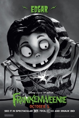 Frankenweenie movie poster (2012) poster MOV_07056278