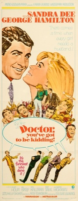 Doctor, You've Got to Be Kidding! movie poster (1967) poster MOV_0708838b