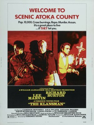The Klansman movie poster (1974) poster MOV_070a3a5d