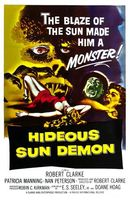 The Hideous Sun Demon movie poster (1959) picture MOV_070dcb37