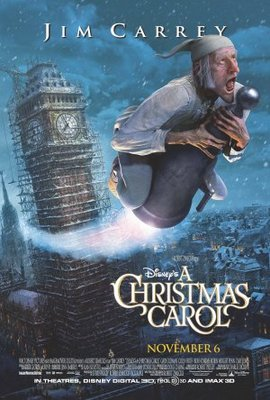 A Christmas Carol movie poster (2009) poster MOV_07121360