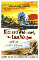 The Last Wagon movie poster (1956) picture MOV_0715d5a8