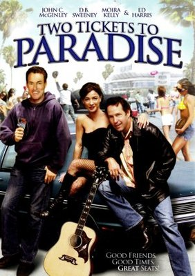 Two Tickets to Paradise movie poster (2006) poster MOV_0715f3e5