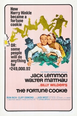 The Fortune Cookie movie poster (1966) poster MOV_07196c6a