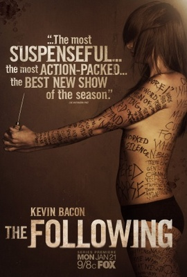 The Following movie poster (2012) poster MOV_0719836d