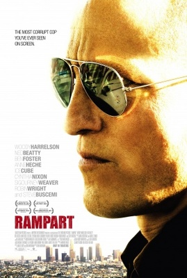 Rampart movie poster (2011) poster MOV_0719c4fb