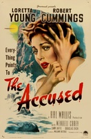 The Accused movie poster (1949) picture MOV_b0a8a060