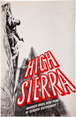 High Sierra movie poster (1941) poster MOV_071d26bd