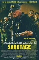 Sabotage movie poster (2014) picture MOV_071fa6db