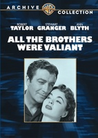 All the Brothers Were Valiant movie poster (1953) picture MOV_0720e740