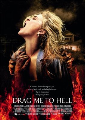 Drag Me to Hell movie poster (2009) poster MOV_0722bbe1