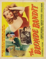 The Blonde Bandit movie poster (1950) picture MOV_07230464