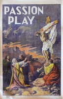 The Passion Play of Oberammergau movie poster (1898) picture MOV_07233798