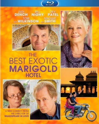 The Best Exotic Marigold Hotel movie poster (2011) poster MOV_07235898
