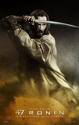 47 Ronin movie poster (2013) poster MOV_0729e149