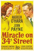 Miracle on 34th Street movie poster (1947) picture MOV_07376373