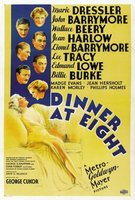 Dinner at Eight movie poster (1933) picture MOV_073a875d