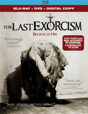 The Last Exorcism movie poster (2010) poster MOV_0748603d