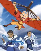 Avatar: The Last Airbender movie poster (2005) picture MOV_074a1da9