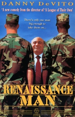 Renaissance Man movie poster (1994) poster MOV_074c1852