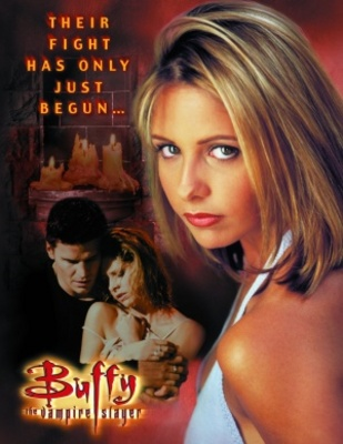 Buffy the Vampire Slayer movie poster (1997) poster MOV_07530444